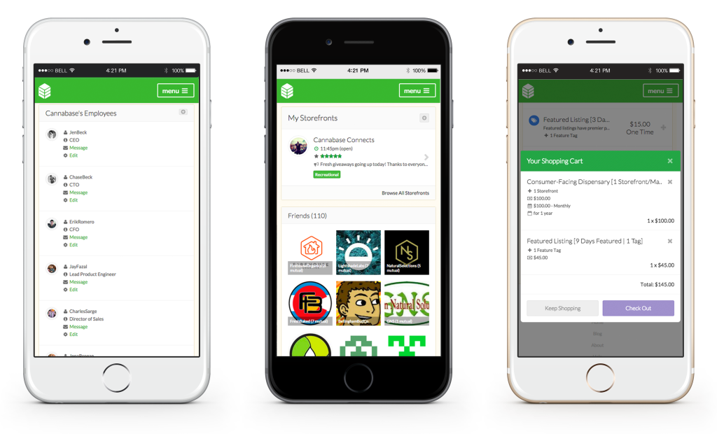 wholesale marijuana market app
